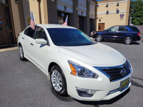 2015 Nissan Altima for sale at ACS Preowned Auto in Lansdowne PA