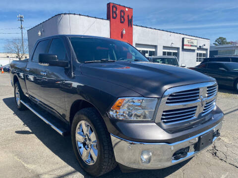 2016 RAM Ram Pickup 1500 for sale at Best Buy Wheels in Virginia Beach VA