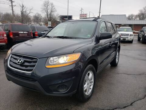 2010 Hyundai Santa Fe for sale at Auto Choice in Belton MO