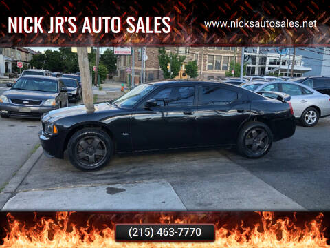 2007 Dodge Charger for sale at Nick Jr's Auto Sales in Philadelphia PA