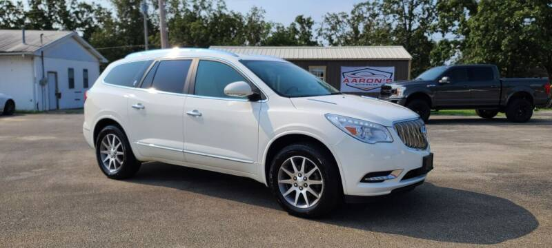 2014 Buick Enclave for sale at Aaron's Auto Sales in Poplar Bluff MO