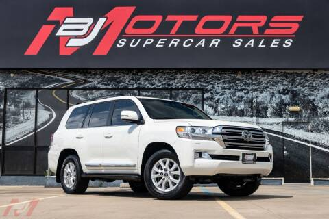 2016 Toyota Land Cruiser for sale at BJ Motors in Tomball TX