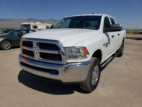 2018 RAM Ram Pickup 2500 for sale at Bickham Used Cars in Alamogordo NM