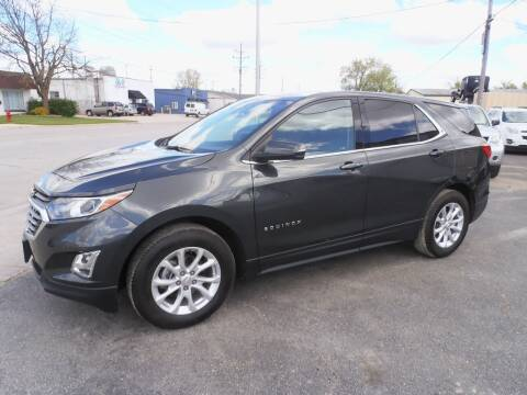 2018 Chevrolet Equinox for sale at A-Auto Luxury Motorsports in Milwaukee WI