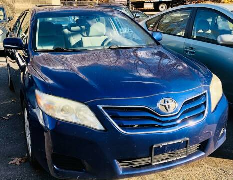 2010 Toyota Camry for sale at Diamond Auto Sales & Service in Norwich CT