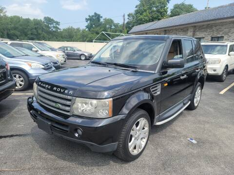 2006 Land Rover Range Rover Sport for sale at Trade Automotive, Inc in New Windsor NY