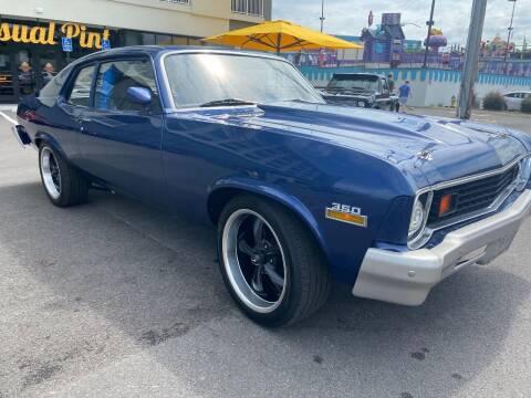 1973 Chevrolet Nova for sale at BIG BOY DIESELS in Fort Lauderdale FL
