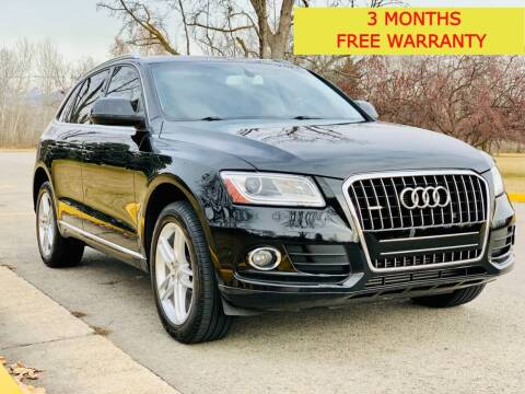2013 Audi Q5 for sale at Boise Auto Group in Boise ID