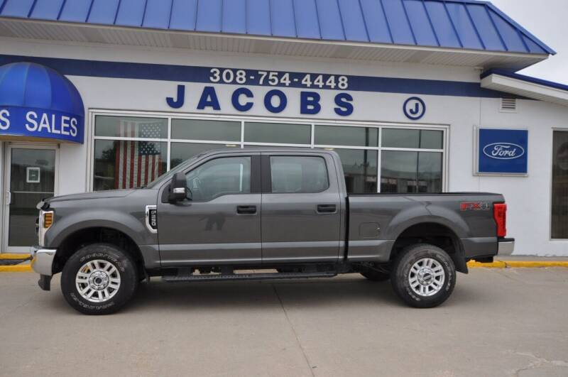 2019 Ford F-250 Super Duty for sale at Jacobs Ford in Saint Paul NE