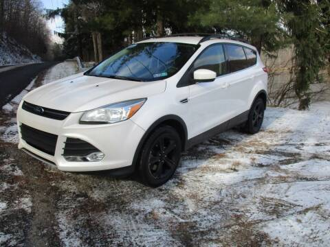 2013 Ford Escape for sale at W.R. Barnhart Auto Sales in Altoona PA