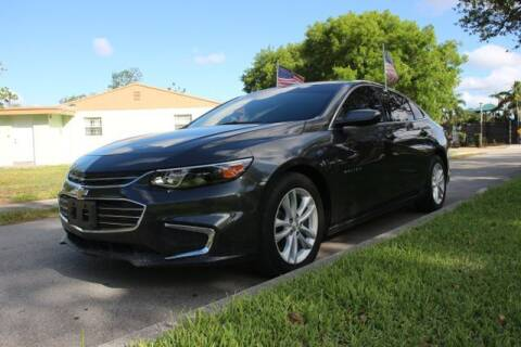 2017 Chevrolet Malibu for sale at Imperial Capital Cars Inc in Miramar FL