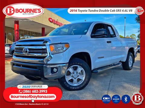 2016 Toyota Tundra for sale at Bourne's Auto Center in Daytona Beach FL