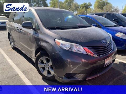 2016 Toyota Sienna for sale at Sands Chevrolet in Surprise AZ