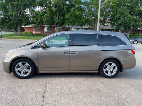 2012 Honda Odyssey for sale at Mulder Auto Tire and Lube in Orange City IA
