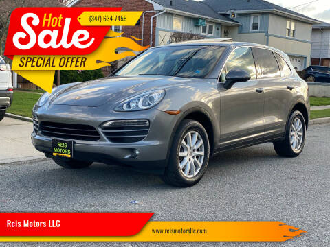 2011 Porsche Cayenne for sale at Reis Motors LLC in Lawrence NY
