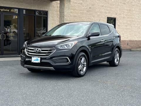 2018 Hyundai Santa Fe Sport for sale at Va Auto Sales in Harrisonburg VA