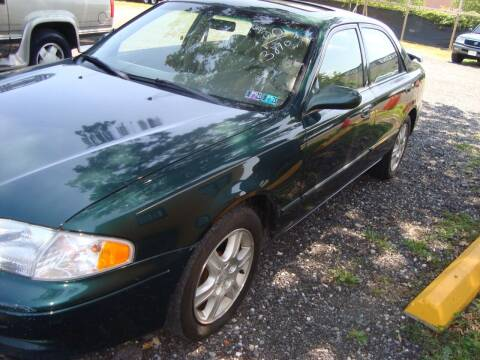 2000 Mazda 626 for sale at Branch Avenue Auto Auction in Clinton MD