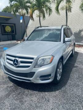 2015 Mercedes-Benz GLK for sale at YOUR BEST DRIVE in Oakland Park FL