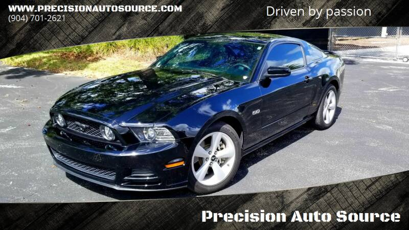 2014 Ford Mustang for sale at Precision Auto Source in Jacksonville FL