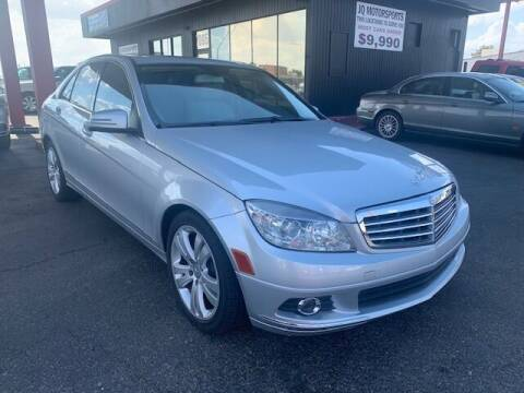 2011 Mercedes-Benz C-Class for sale at JQ Motorsports East in Tucson AZ