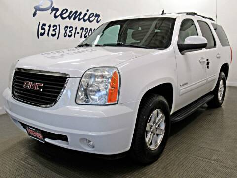 2012 GMC Yukon for sale at Premier Automotive Group in Milford OH