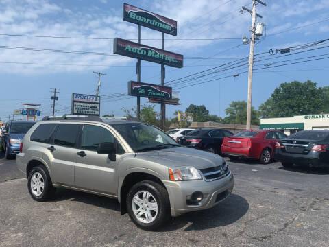 2007 Mitsubishi Endeavor for sale at Boardman Auto Mall in Boardman OH