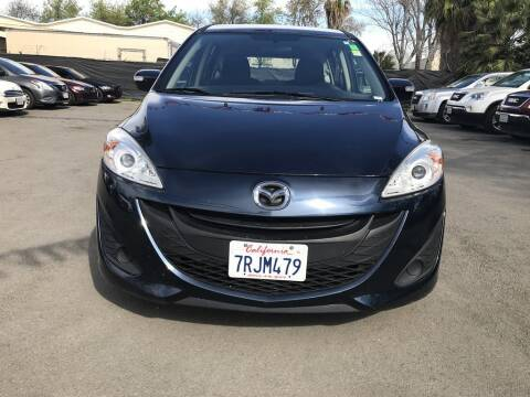 2014 Mazda MAZDA5 for sale at EXPRESS CREDIT MOTORS in San Jose CA