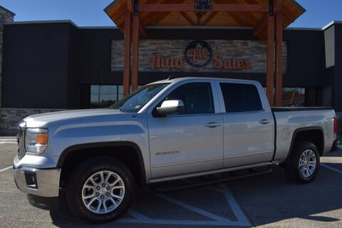 2015 GMC Sierra 1500 for sale at JW Auto Sales LLC in Harrisonburg VA