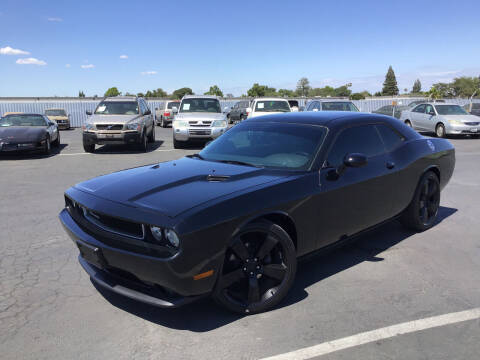 2014 Dodge Challenger for sale at My Three Sons Auto Sales in Sacramento CA