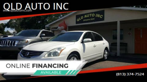 2011 Nissan Altima for sale at QLD AUTO INC in Tampa FL