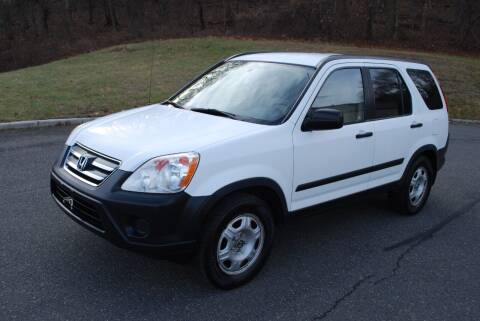 2006 Honda CR-V for sale at New Milford Motors in New Milford CT