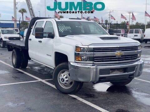 2017 Chevrolet Silverado 3500HD for sale at Jumbo Auto & Truck Plaza in Hollywood FL