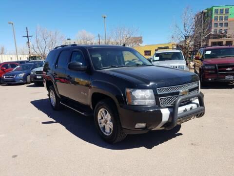 2010 Chevrolet Tahoe for sale at BERKENKOTTER MOTORS in Brighton CO