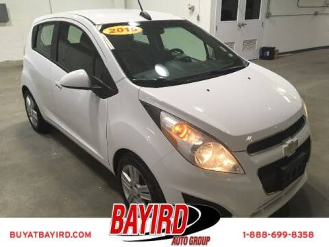 2015 Chevrolet Spark for sale at Bayird Truck Center in Paragould AR