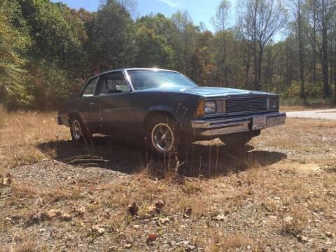 1981 Chevrolet Malibu for sale at Classic Car Deals in Cadillac MI