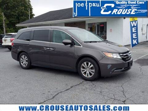 2015 Honda Odyssey for sale at Joe and Paul Crouse Inc. in Columbia PA