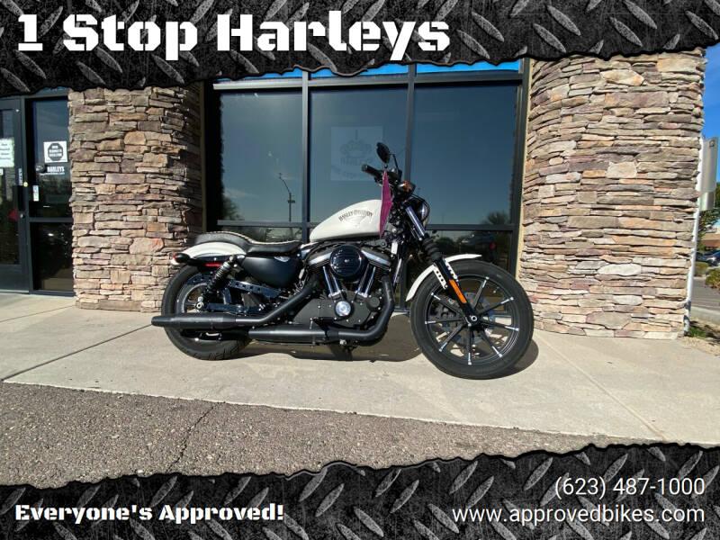 2018 Harley Davidson XL883N for sale at 1 Stop Harleys in Peoria AZ