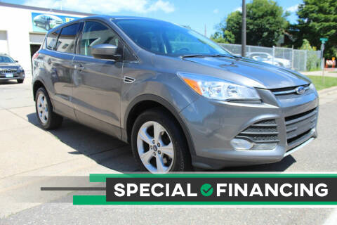2014 Ford Escape for sale at K & L Auto Sales in Saint Paul MN