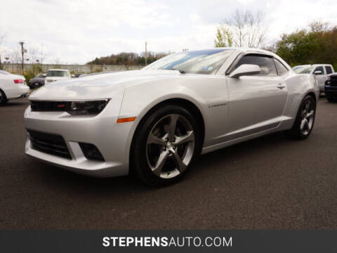 2014 Chevrolet Camaro for sale at Stephens Auto Center of Beckley in Beckley WV