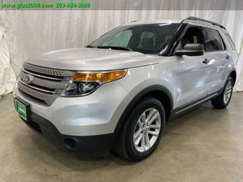2015 Ford Explorer for sale at Green Light Auto Sales LLC in Bethany CT