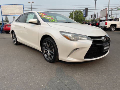 2015 Toyota Camry for sale at 5 Star Auto Sales in Modesto CA
