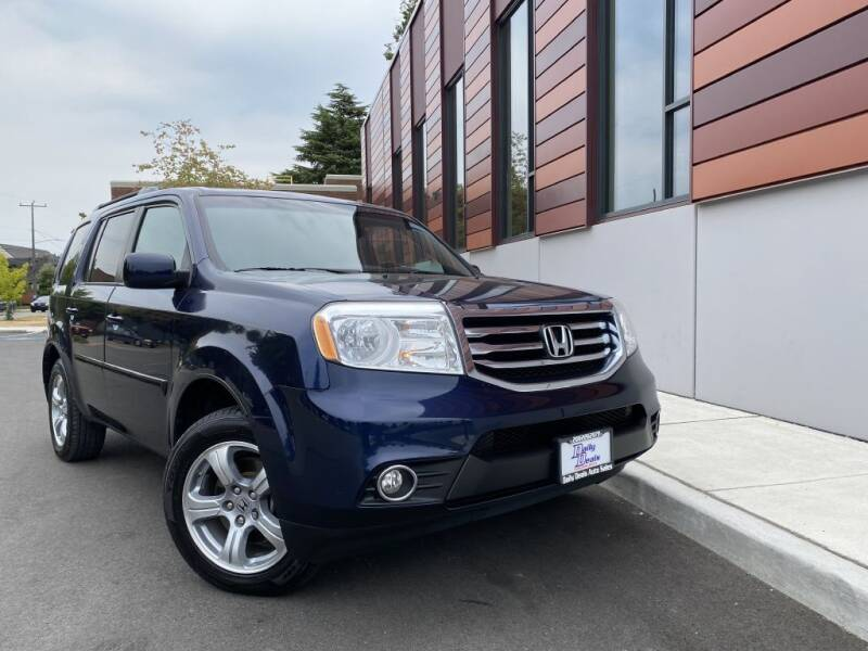 2013 Honda Pilot for sale at DAILY DEALS AUTO SALES in Seattle WA