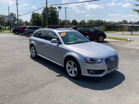 2016 Audi Allroad for sale at JERRY SIMON AUTO SALES in Cambridge NY