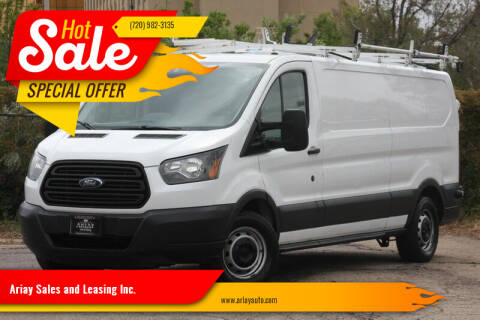 2016 Ford Transit Cargo for sale at Ariay Sales and Leasing Inc. - Pre Owned Storage Lot in Glendale CO