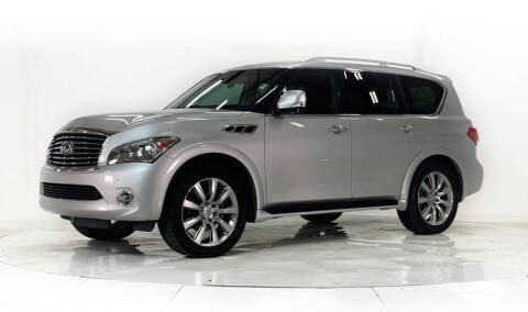 2012 Infiniti QX56 for sale at Houston Auto Credit in Houston TX