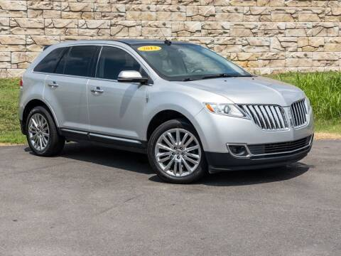 2013 Lincoln MKX for sale at Car Hunters LLC in Mount Juliet TN