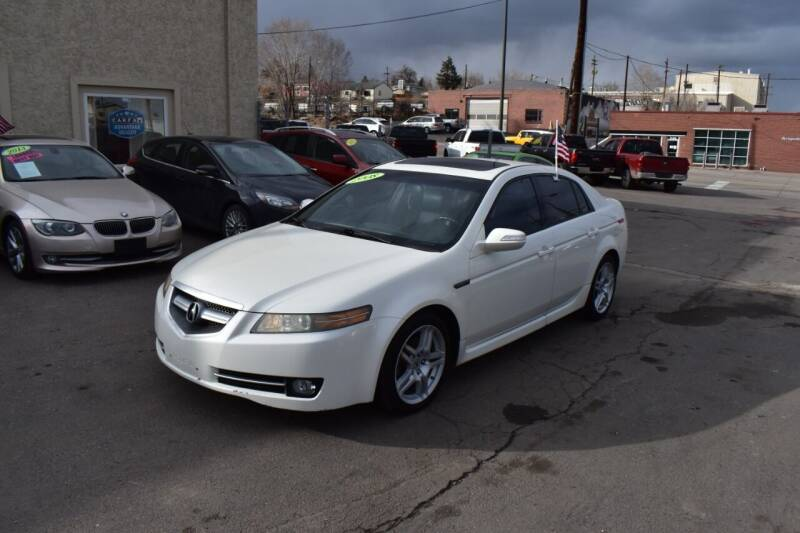 2008 Acura TL for sale at Good Deal Auto Sales LLC in Denver CO