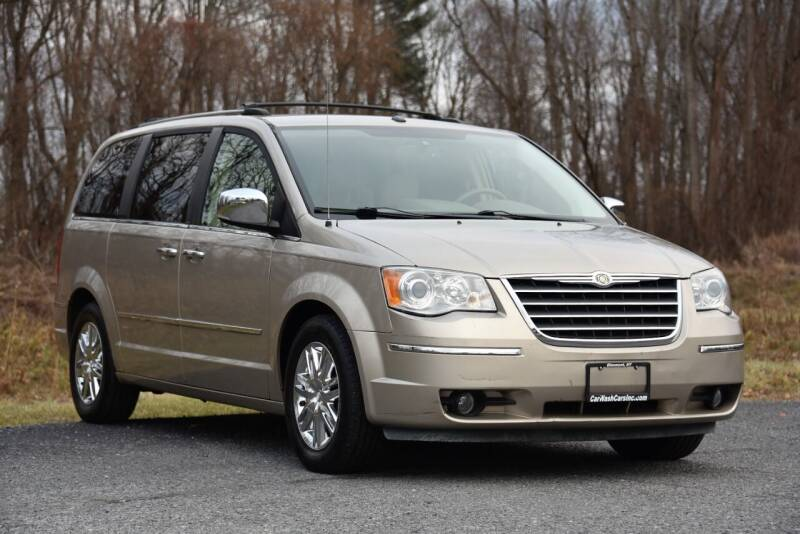 2008 Chrysler Town and Country for sale at Car Wash Cars Inc in Glenmont NY