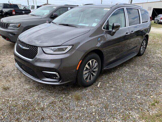 2021 Chrysler Pacifica Hybrid for sale at CROWN  DODGE CHRYSLER JEEP RAM FIAT in Pascagoula MS