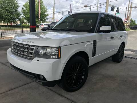 2011 Land Rover Range Rover for sale at Michael's Imports in Tallahassee FL